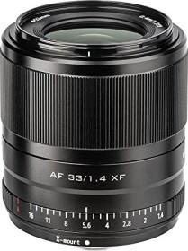 Viltrox AF 33mm 1.4 for Fujifilm X