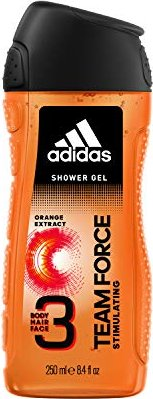 adidas Team Force Shower gel 250ml -- via Amazon Partnerprogramm
