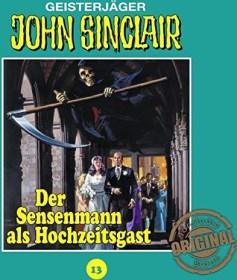 John Sinclair Tonstudio Braun - Folge 13 - Der Sensenmann als Hochzeitsgast