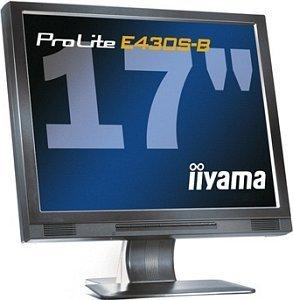 "iiyama ProLite E430S-B, 17"", 1280x1024, analogowy, Audio"