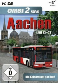 OMSI 2 - Der Omnibussimulator 2 - Aachen (Download) (Add-on) (PC)
