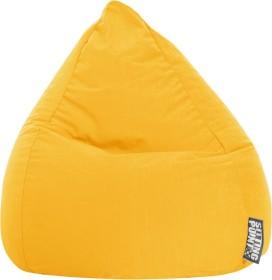 Sitting Point Beanbag Easy L Sitzsack gelb (29940-040)