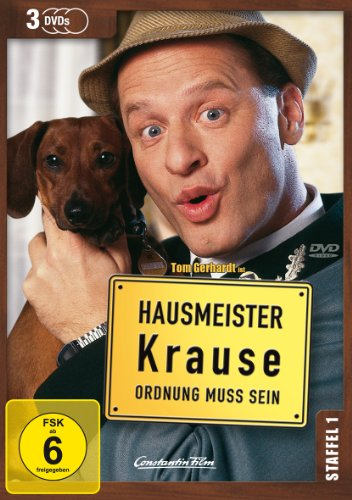 Hausmeister Krause Staffel 1 -- via Amazon Partnerprogramm