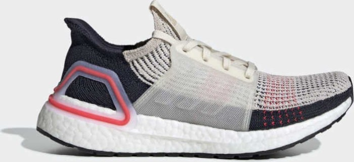 adidas Ultra Boost 19 clear brown/ftwr white/legend ink (Damen) (F35284)