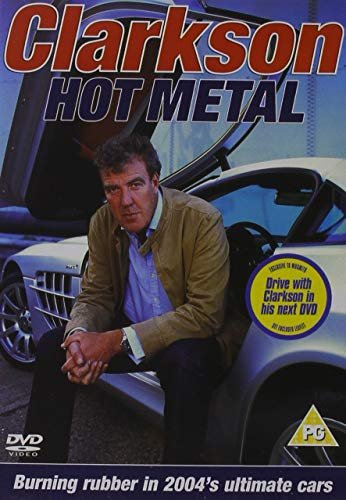 Car: Clarkson - Hot Metal (UK) -- via Amazon Partnerprogramm