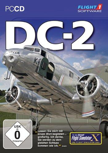 Flight Simulator X - DC-2 (Add-on) (deutsch) (PC)