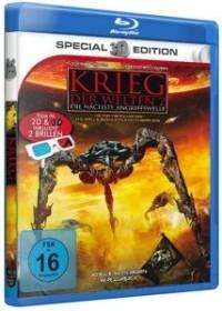 Krieg der Welten 2 (3D) (Special Editions) (Blu-ray)