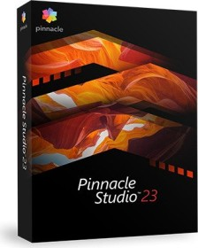 Pinnacle Studio 23.0 (deutsch) (PC) (PNST23STDEEU)