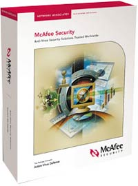 McAfee: VirusScan Suite Small Business Edition 10 clients VES70G010EAA