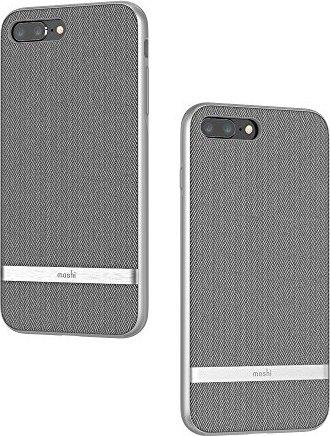 buy popular f7be7 39c3e Moshi Vesta for Apple iPhone 8 Plus grey (99MO090011)