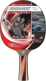Donic Schildkröt table tennis bats top Team 600