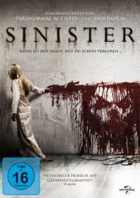 Sinister (2012) (DVD)