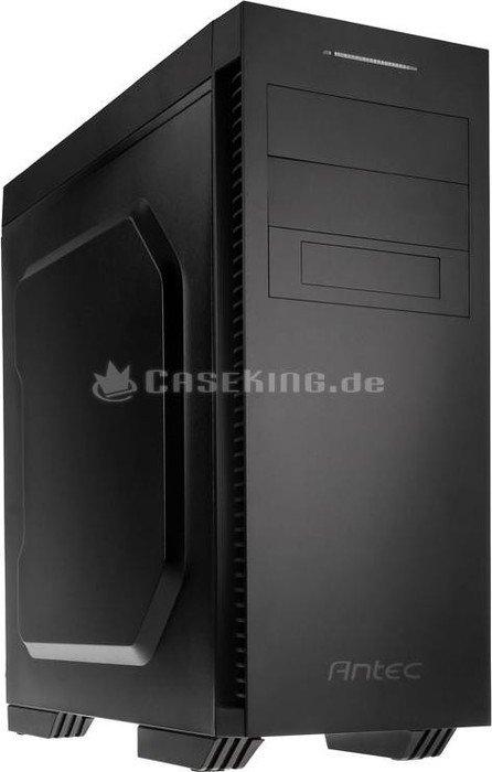 Antec VSP-5000 schwarz, schallgedämmt (0761345-92070-4) -- © caseking.de