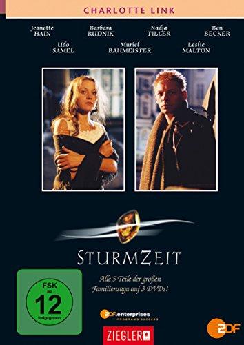 Charlotte Link: Sturmzeit -- via Amazon Partnerprogramm