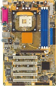 Elitegroup ECS-L4VXA2, P4X400 [PC-2700 DDR]