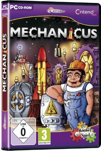 Mechanicus (deutsch) (PC) -- via Amazon Partnerprogramm