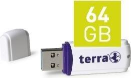 Wortmann Terra USThree weiß 64GB, USB-A 3.0 (2191727)