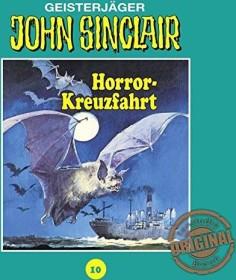 John Sinclair Tonstudio Braun - Folge 10 - Horror-Kreuzfahrt
