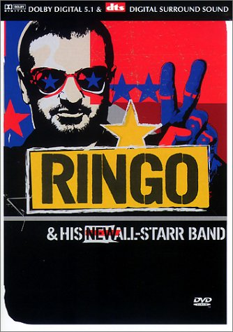 Ringo Starr and His NEW All-Star-Band -- via Amazon Partnerprogramm