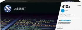 HP Toner 410X cyan hohe Kapazität (CF411X)