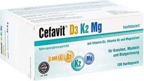 Cefak Cefavit D3 2.000 IE hard capsules, 100 pieces