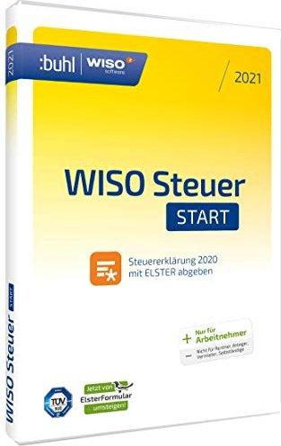 Buhl Data WISO Steuer:Start 2021 ab € 11,90 (2021 ...