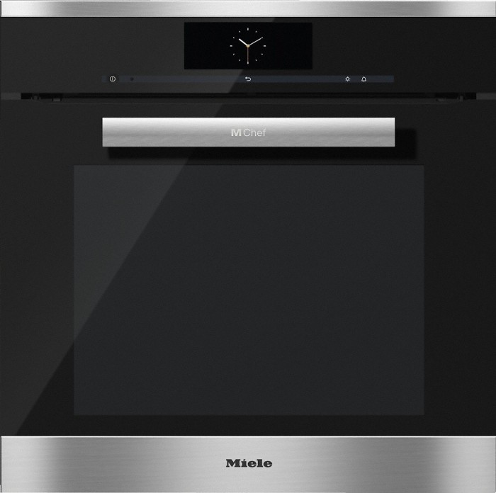 miele do 6860 m chef dialoggarer backofen mit mikrowelle. Black Bedroom Furniture Sets. Home Design Ideas