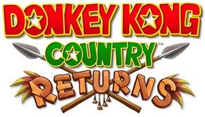 Donkey Kong Country Returns (German) (Wii)