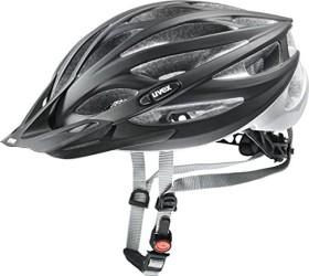 UVEX Oversize Helmet black/silver