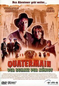 Quatermain - Schatz der Könige