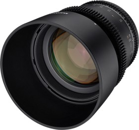 Samyang VDSLR 85mm T1.5 MK2 für Micro-Four-Thirds (23022)