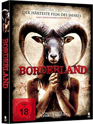 Borderland -- via Amazon Partnerprogramm