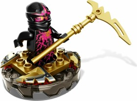 LEGO Ninjago Spinners - NRG Cole (9572)