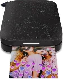 HP Sprocket 200 Printer, schwarz (1AS86A)