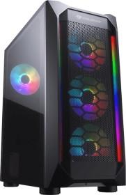 Cougar MX410 Mesh-G RGB, Glasfenster (CGR-5VM6B-MESH-G-RGB/385VM70.0004)