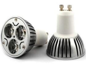 High Power II LED Spot 6W GU10 warmweiß dimmbar