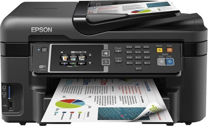 Epson WorkForce WF-3620DWF, Tinte (C11CD19302)