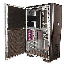 silentmaxx ST-11 Big czarny, wyciszenie