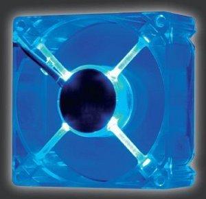 Arctic Arctic Fan Pro 2L LED, 80x80x34.5mm