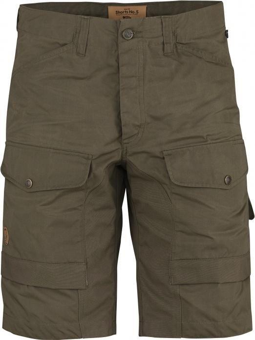 heiß-verkaufender Beamter neu kaufen riesige Auswahl an Fjällräven No.5 Shorts Hose kurz tarmac (Herren) (F83234-246) ab € 135,00