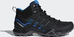 adidas Terrex Swift R2 mid GTX core black/bright blue (men) (AC7771)
