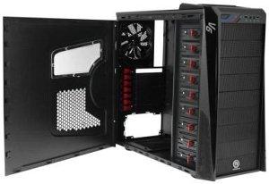 Thermaltake V6 BlacX Edition (VM100M1W2Z)