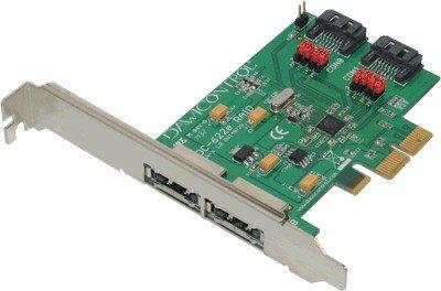 Dawicontrol DC-622e RAID bulk, PCIe 2.0 x2