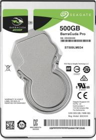 "Seagate BarraCuda Pro Compute 500GB, 2.5"", SATA 6Gb/s (ST500LM034)"