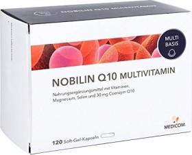 Nobilin Q10 Multivitamin capsules, 120 pieces