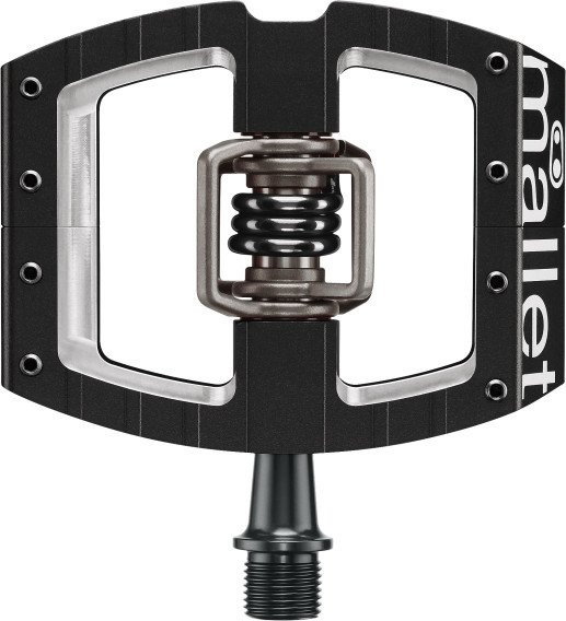 CrankBrothers Mallet DH Pedals black (16094)