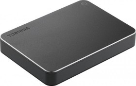 Toshiba Canvio Premium für Mac grau 2TB, USB 3.0 Micro-B (HDTW120EBMCA)