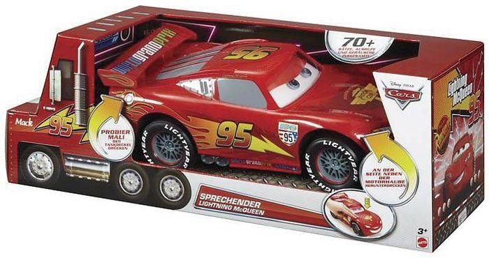 Mattel cars sprechender lightning mcqueen bhw in