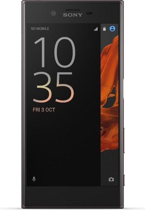 Sony Xperia XZ schwarz