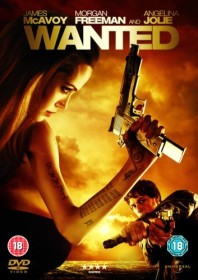 Wanted (DVD) (UK)